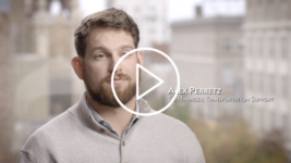 Alex Perretz, Virginia Premier employee