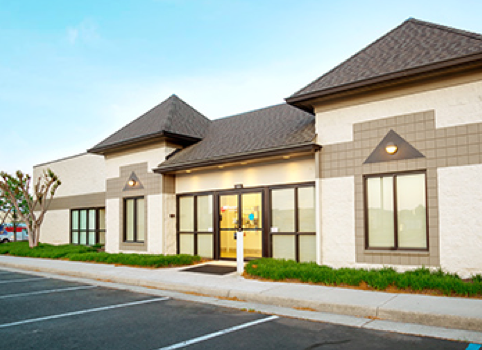 Neighborhood Health Center in Roanoke, Virginia