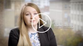 Samantha Byrd, Virginia Premier employee