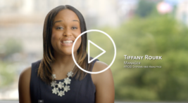 Tiffany Rourk, Virginia Premier employee