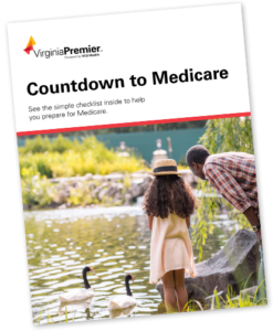 Countdown to Medicare booklet