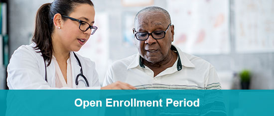 Medicare Open Enrollment Period