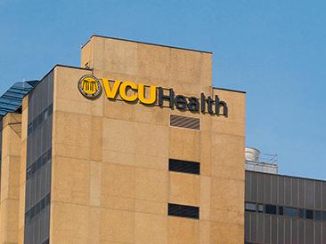 VCU Health building